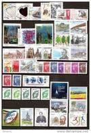 FRANCE - Année Complète 2011 - NEUF LUXE ** 103 Timbres - AVEC Les 4 Blocs En Dentelle-rares(tirage=400 000 Exemplaires) - France