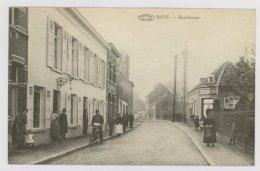 HOVE : Kapelstraat, 1924 (z3796) - Hove