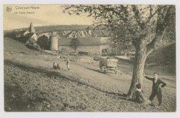 COUR-sur-HEURE : Le Vieux Manoir (z3839) - Ham-sur-Heure-Nalinnes