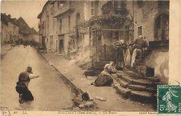 - Ref-608- Arts - Tableaux - Tableau - Peinture De Paul Emile Boutigny - Un Brave - Guerre 1870-71 - Carte Bon Etat - - Peintures & Tableaux