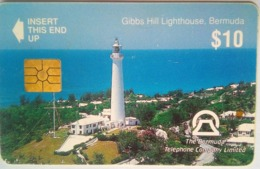 Bermiuda $10 Chip Card - Bermuda