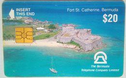 Bermuda $20 Chip - Bermuda