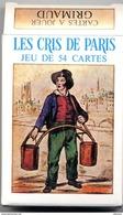 Les Cris De Paris-  Jeu De 54 Cartes - 54 Cards