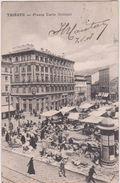 TIRESTE - PIAZZA CARLO GOLDONI - N° 9148 - Italien