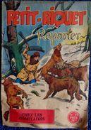 """PETIT-RIQUET Reporter N° 79 - """" Petit Riquet Chez Les Comitadjis """"  - Éditions L. Brunier - ( 1951 ) . - Bücher, Zeitschriften, Comics"""