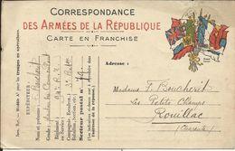 Correspondance Des Armées De La République , 1915 - Guerra 1914-18