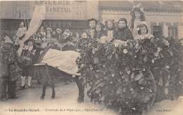 28 - EURE ET LOIR / La Bazoche Gouët - 28812 - Cavalcade Du 6 Mars 1910 - Défaut - Autres Communes