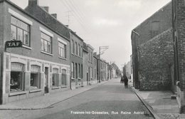 Frasnes-lez-Gosselies - Rue Reine Astrid - Les Bons Villers