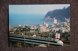 ATAMI - Super Express Train Running - Japon