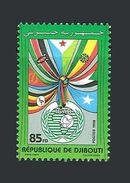 DJIBOUTI IGAD 1998 Michel Mi 670 MNH ** RARE - Djibouti (1977-...)