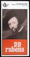 Dépliant Philatélique Folder Flyer N°11 - 1977 2 Volets Autoportrait De Rubens - Postdocumenten