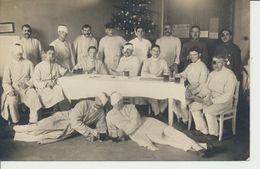 AK Lazarett (Augenklinik) Bei Weihnachtsfeier - Weltkrieg 1914-18