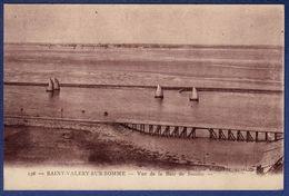 80 SAINT VALERY SUR SOMME Vue De La Baie De Somme ; Voiliers - Saint Valery Sur Somme