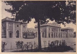 CARD  RIMINI STAZIONE FERROVIARIA TRAM-FG-VSF-2-  0882-27657 - Rimini