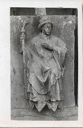 Photo Charroux 86 Vienne Canton De Civray Statue Cliché Maurice Couvrat Poitiers - Foto Dedicate