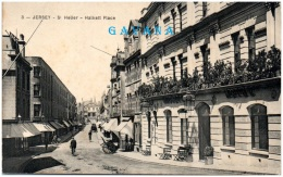JERSEY - SAINT-HELIER - Halkett Place     (Recto/Verso) - Jersey