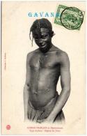 CONGO FRANCAIS Et Dépendances - Type Andassa - Région Du Niari   (Recto/Verso) - Congo Français - Autres