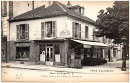 75 PARIS D'AUTREFOIS - Rue Pelleport  (Recto/Verso) - France