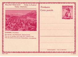 E.P. Autriche - DORNBIRN, Vorarlberg - N°7 - Etat Neuf - Entiers Postaux
