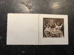 17AK/1 - Willy Sette 1938 Dampremy - Naissance & Baptême