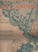 Partition Illustrée Grand Format  :Ay Cipriano  (dessin De R De Valério) 1916 (MPA D 045) - Scores & Partitions