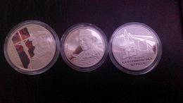 Set Coins For Robert Rfom UK 3 Psc + Shipping - Ukraine