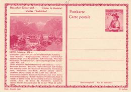 E.P. Autriche - LOFER, Salzburg, 639m.  - N°15 - Etat Neuf - Entiers Postaux