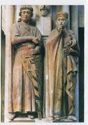 CHRISTIANITY  - AK303840 Naumburg - Dom - Statuen Des Markgrafen Ekkehard II. Und Seiner Gemahlin Uta Im Westchor - Eglises Et Couvents