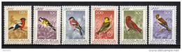 Yugoslavia,Fauna-Birds 1968.,MNH - Unused Stamps