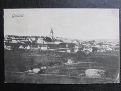 AK GMÜND 1920 /// D*27603 - Gmünd