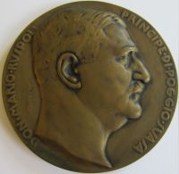 M05280  DON MARIO RUSPOLI - PRINCIPE DI POGGIO SUASA - Son Profil   (202g) Les Amities Italiennes... Au Revers - Royal/Of Nobility