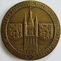 M05295  CENTENAIRE DE LA COMMISSION ROYALE DES MONUMENTS ET DES SITES 1835-1935 (86g) - Professionnels / De Société