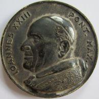 M05296  IOANNES XXIII - Son Buste  (122g) Roma Au Revers - Royaux/De Noblesse