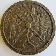 M05300  KASAI CONGO OEUVRES SOCIALES - FORMINIERE 1906-1956  (212g) Femmes Et Nfants Au Revers - Professionnels / De Société