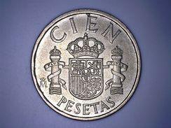 ESPAGNE / SPAIN 100 (CIEN) PESETAS 1985 - 100 Pesetas