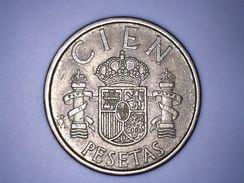ESPAGNE / SPAIN 100 (CIEN) PESETAS 1988 - 100 Pesetas
