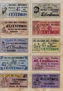 ALCALA DE HENARES  TB 18 - [ 2] 1931-1936 : République