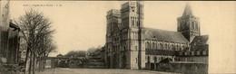 14 - CAEN - Carte Panoramique - - Caen