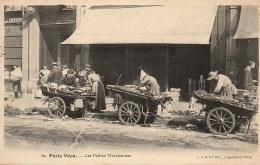 75 PARIS VECU   Les Petites Marchandes - Autres