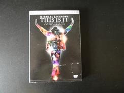 DVD Michael Jackson's This Is It ( 2 DVD ) - DVD Musicaux