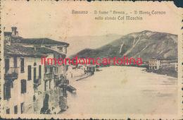 R92 - Bassano - Vicenza - 1920 - Vicenza