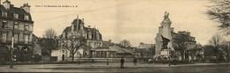 14 - CAEN - Carte Panoramique - Monument Des Mobiles - Caen