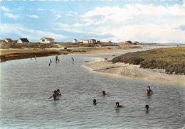50-BLAINVILLE-SUR-MER- LA BAIGNADE DANS LE HAVRE - Blainville Sur Mer