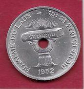 Laos - 50 Cents -1952 - Laos