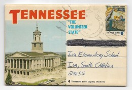 LIBRETTO TENNESSEE - THE VOLUNTEER STATE 1974   FG - Autres