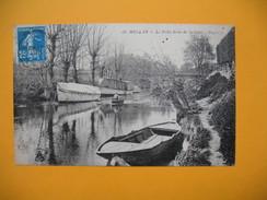CPA  - Le Petit Bras De La Seine -Paysage - Meulan