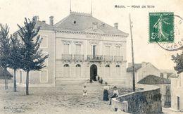 47 - Mezin - Hotel De Ville - Autres Communes