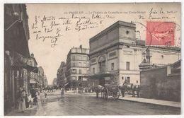 75 - PARIS 15 - Le Théâtre De Grenelle (Cinéma Pathé) Et Rue Croix-Nivert - Richer 20 - Paris (15)