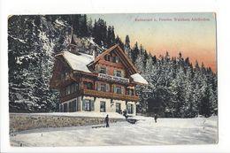 17714 - Adelboden Restaurant Und Pension Waldhaus - BE Berne