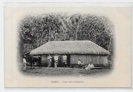 CPA TAHITI Océanie Poynésie Non Circulé - Polynésie Française